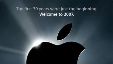 apple 2007