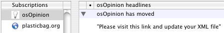 Os Opinion has moved...